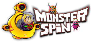 Monster Spin Logo
