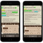 More room for your text: Pocket on iPhone 5 and iPhone 6 (Plus)
